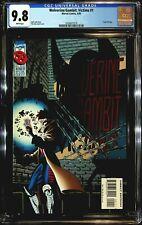 WOLVERINE / GAMBIT: Victims #1 CGC 9.8 * Gold Foil Logo * Marvel Comics 1995