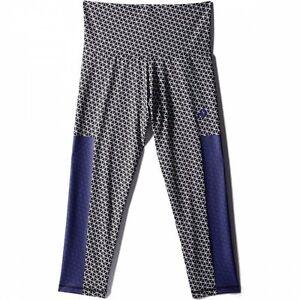 Adidas GS Flower 3/4 Fitness Running Pants  Climalite Womens UK Size 2XS