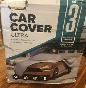 Car Cover-Base Budge D-3