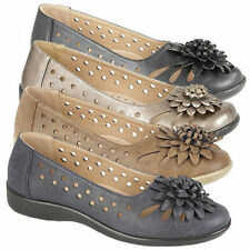 Comfort Casual Floral Flats for Women