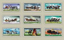 Hungary 1968. Animals / Horses set MNH (**) Mi.:4.5 EUR