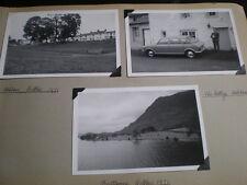 Old amateur photographs Askham Cumbria 1971