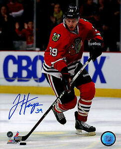 JIMMY HAYES Autographed Signed 8x10 Photo with HOBBS HOBBY HUT COA