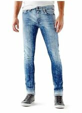 Guess Skinny Jeans In Light Acid Wash Size 36