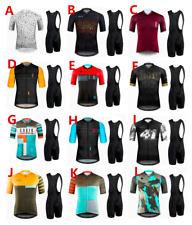 2020 Summer Mens Cycling Jersey Short Sets Short Sleeve Mens Cycling Jersey Set