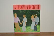 Alex Katz - Ann Beattie - Hardback - Abrams - 1987 (PW)