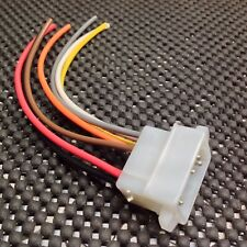 Whelen Siren Harness Plug Pigtail for 295 Series Sirens 295hfs SL100
