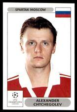 Panini Champions League 2000/2001 - Alexander Chtchegolev Spartak Moscow No. 28