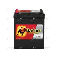 Battery car Banner Power Bull P4027 12v 40ah 330A 187X127X226mm