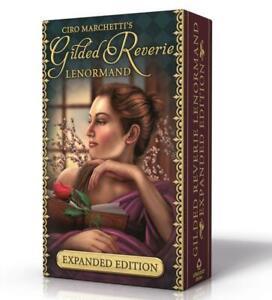 Gilded Reverie Lenormand | Mit Zusatzkarten und Booklet | Ciro Marchetti | Spiel