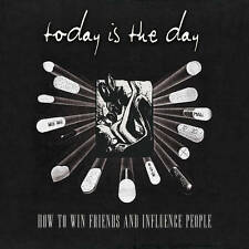 "Today Is The Day HOW TO WIN FRIENDS Limited RSD 2017 New Sealed Vinyl 10"" EP"