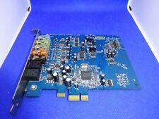CREATIVE SB0820 SOUND BLASTER SOUND KARTE  PCIe  # GK604