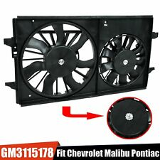 Ac Radiator Condenser Fan For Chevrolet Malibu Pontiac G6 Saturn Aura Gm3115178