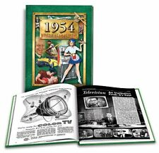 1954 What a Year It Was Great Birthday or Anniversary Gift (2nd Edition)