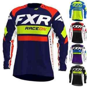 FXR Racing F20 Revo Off Road MX Mens Riding Dirt Bike Gear Motocross Jerseys