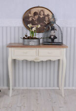 Table Console Shabby Chic Console Cottage Console Table Wall Table Side Table