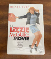 The Lizzie McGuire Movie (DVD, 2003) FREE SHIPPING