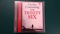 The Trinity Six by Charles Cumming (CD-Audio, 2011)