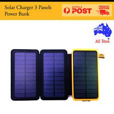 Solar car battery charger Solar Panel External Battery Charger Power Bank