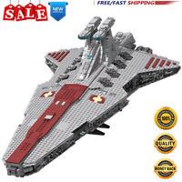 14078 Building Blocks for Star Wars UCS Class Venator Spaceship Destroyer Bricks