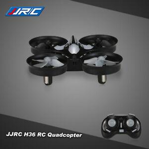 H36 2.4G 4CH 6- Gyro RC Quadcopter  UFO -crush J1S8
