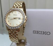 Seiko Stainless Steel Strap Analog Wristwatches