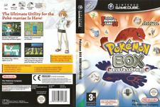 - Pokemon Box Ruby & Sapphire Case + Box Art Work Cover only
