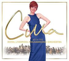 Cilla Black With The Royal Liverpool Philharmonic Orchestra CD Release 2018