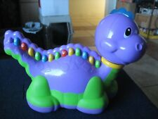 LeapFrog Lettersaurus Dinosaur Learning Toy Abc's, Colors & Music Purple Dino