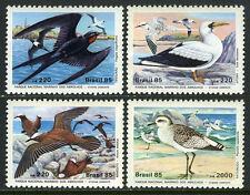 Brazil 2001-2004, MNH. Birds. Wildlife Conservation, 1985