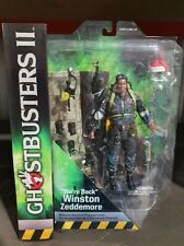 Ghostbusters diamond select toys ghostbusters 2 select: we're back winston ze...