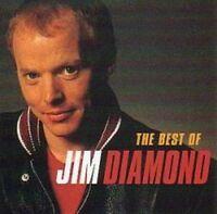 Jim Diamond - The Best Of (NEW CD)