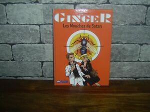 """GINGER tome 3 """"Les mouches de satan"""
