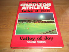 Book. Football. The History of Charlton Athletic. Valley of Tears Valley of Joy