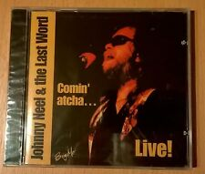 JOHNNY NEEL Comin' Atcha... Live! (CD neuf scellé/Sealed) ALLMAN BROTHERS BAND