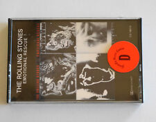 Rolling Stones - Emotional Rescue 1981 USA Original FACTORY SEALED Cassette Tape