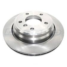 Disc Brake Rotor Rear Parts Master 125520