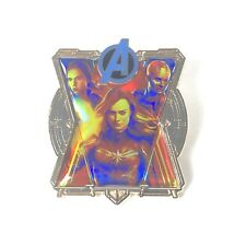 Avengers Endgame Black Widow Nebula Captain Marvel Disney Pin