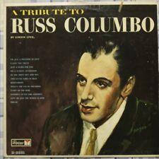 DISCO 33 GIRI - GORDON LEWIS - A TRIBUTE TO RUSS COLUMBO