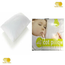 Anti-Allergy Cot Bed Pillow Filling Nursery Kids Baby Junior Toddler 40 x 60 cm