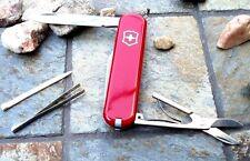 Victorinox AMBASSADOR Red Original Swiss Army Knife 53681 NEW! Authentic