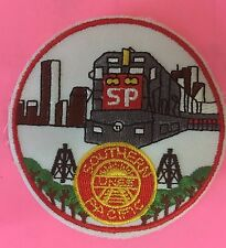 Patch- SOUTHERN PACIFIC locomotive (SP) - NEW #22336
