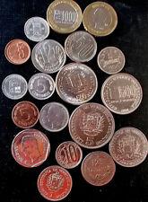 monedas variadas de Venezuela   -     several bulk  coins of Venezuela