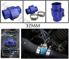Radiator Hose Adapter 32mm Water Temp Sensor Alloy Pipe Connector/Joiner/Honda