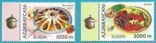 Aserbaidschan aus 2005 ** postfrisch MiNr.608-609 - Europa: Gastronomie!