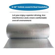 Lightweight Thermal Sound Insulation Adhesive Mat Heat Shield Insulation 58
