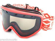 SCOTT Taille S compatible avec CORSAIRE Lunettes de ski neige rose corail/Noir