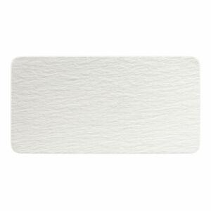 Manufacture Rock Blanc - Villeroy & Boch - Piatto rettangolare 32 - Rivenditore