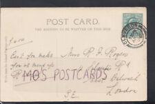 Family History Postcard - Rogers - East Dulwich, London   RF3741