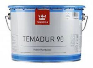 Temadur 90 - 2,25 liter -RAL9010; RAL9005